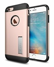 Coque iPhone 6 / 6s Slim Armor Spigen Rose Gold