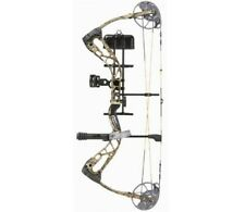 New Diamond Edge SB-1 LH 7-70# Mossy Oak Bow Package w/ Arrows & Release