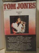 Cassette London 820 319-4 R-1 Vintage 1977 TOM JONES Greatest Hits 410
