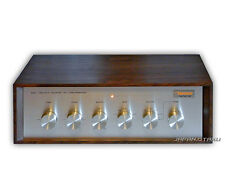 UESUGI Phono equalizer amplifier equipped with vacuum tube stereo preamplifier