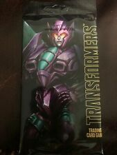 SDCC 2018 Exclusive Hasbro Transformers Trading Card Game TCG Cliffjumper