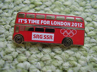 Pin SRG SSR Schweiz LONDON 2012  passend Olympiade 2020 Tokio Olympic Game IOC