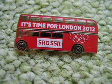 Pin Olympia LONDON 2012  passend Olympiade 2020 Tokio Olympic Game SRG Schweiz