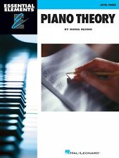Essential Elements Piano Theory Level 3 Educational Piano Library 000296928