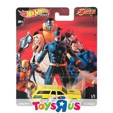 Hot Wheels Uncanny X-Men 1:64 '71 Plymouth Satellite