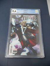 Thor #7 LGY #733 Sharp Variant Cover  CGC 9.6  Marvel  EZ936