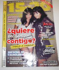 15a20 Magazine Kudai & Fuerza Bruta May 2008 101714R2