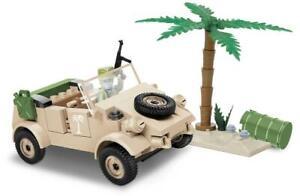 Cobi 2402 VW Type 82 Bucket Car Construction Toys Building Blocks Bricks