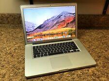 "Apple MacBook Pro A1286 15"" 2.8GHz i7/4GB/320GB/Dual GPU Anti Glare Low Battery"
