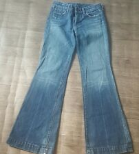 $208 Citizens of Humanity Size 27 Faye 003 Wide Leg Jeans Womens