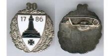 "Abz. des Kyffhäuserbundes ""30"" 1957er Variante -teils emailliert, an orig. Nadel"