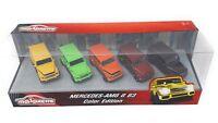Majorette Model Car metal 5 Pack Gift Set Mercedes Benz AMG G 63 Color Edition