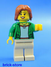 LEGO CITY / 60117 FIGURINE (nr.19) CITY VILLE FIGURINE / Femme