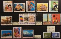 CHINA 1974-1977 stamp collections in Superb/XF condition MNH