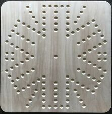 Wooden Aggravation Board