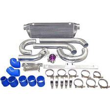 CXRacing Bolt-on Intercooler + Piping Kit For 07-09 Mazdaspeed3 2.3L DISI Turbo