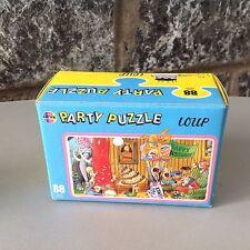 Vintage 80S#party puzzle  Heye  LOUP happy birthday 88 Pz.  Jigsaw#Nib