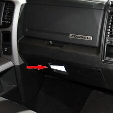 Chrome Passenger Glove box Handle cover trim for Dodge RAM 1500 2500 Accessories