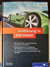 SAP HANA Einführung, Technologie, Werkzeuge, Datenbeschaffung und Datenmodellier