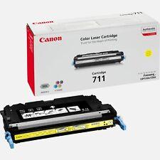 Original Canon Toner 711Y 1657B002 gelb LBP-5360 A-Ware