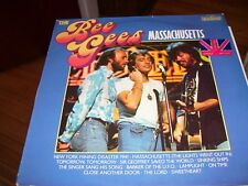 THE BEE GEES MASSACHUSETTS-LP-VG+-CONTOUR-UK PRESSING-NEW YORK MINING DISASTER