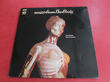 Ron Geesin Roger Waters - Music From The Body EMI Harvest Orig. 1970 Pink Floyd
