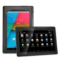 "7"" Android Tablet 8GB Quad Core 4.4 Dual Camera Wifi HD Touchscreen Bluetooth"