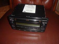 07 08 09 Toyota FJ Cruiser 4Runner Yaris AM/FM Radio MP3 CD Player ## FFA6
