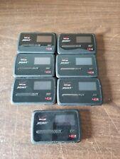Lot of 7 Verizon MIFI 4620L Jetpack 4G LTE Mobile Hotspot No Batteries
