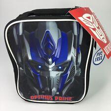 Transformers Bumblebee Optimus Prime Lunch Tote Bag