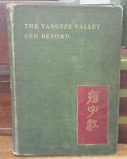 The Yangtze Valley and Beyond 1899 1st Edition