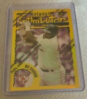 Mo Vaughn LOT (12) W/ ROOKIE & 1996 Finest Rare Gold REFRACTOR