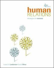 Human Relations: Strategies for Success 4th Edition