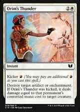 Orim's Thunder X4 NM Commander 2015 MTG  Magic Cards White Common