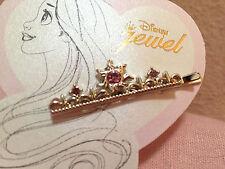 Disney Store Japan Tangled Rapunzel Golden Sun Crown Tiara Hair Pin Accessory