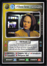 STAR TREK CCG VOYAGER RARE CARD B'ELANNA TORRES (non aligned)