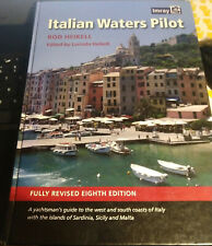 Italian Waters Pilot by Rod Heikell (2011, Hardcover, Revised)