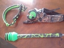 Bow Accessories: Stabalizer, Rest, Release, Sling