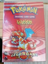 Pokemon Legendary Collection Lava Deck Sealed