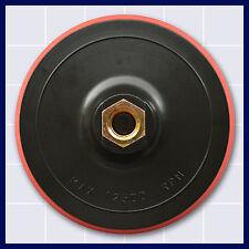 Polierstützteller Polierplatte Schleifteller Klett für Winkelschleifer -Ø 125 mm
