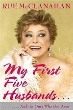 NEW - My First Five Husbands..And the Ones Who Got Away by Rue McClanahan