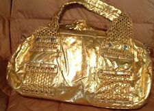 ALDO GOLD SHIMMERY PURSE