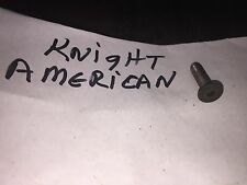 Barrel attachment screw 4 Knight American, Lk 93, Lk Ii, Etc inline
