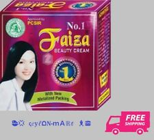 FAIZZA Beauty Whitening Cream Removing Pimples Dark Spots 100% Original