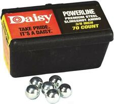 "NEW DAISY MODEL #8183 PACK OF (70) STEEL 3/8"" SLINGSHOT AMMO  SALE PRICE 9111022"