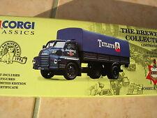 Corgi 1/50 Camion Bedford S Benne Bachée Tetleys