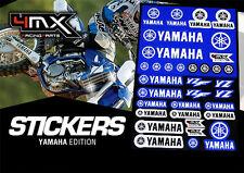 4mx sticker autocollant sticker Kit Décor yamaha la marchandise en stock