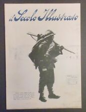 Rivista WWI - Il Secolo Illustrato - Anno V - N° 7 - 1917