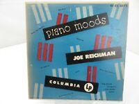 "Joe Reichman Piano Moods 10"" LP Record Album Vinyl"