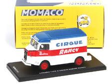 MOMACO CITROEN TYPE H HY CIRQUE SABINE RANCY ref 112